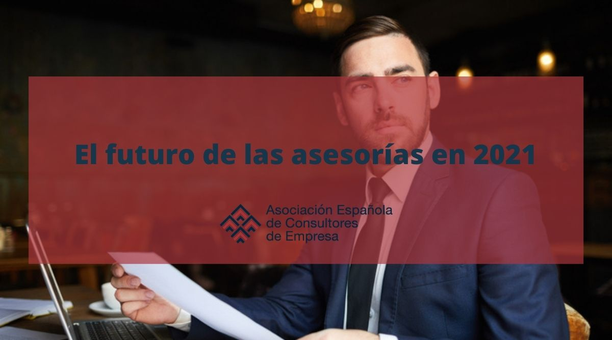Asesorías en 2021 - Portada