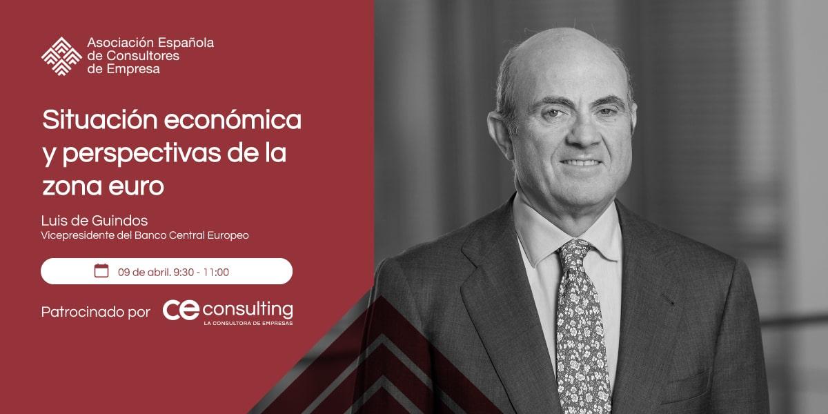 Webinar Luis De Guindos