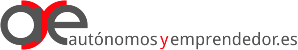 Logo Autónomos y emprendedores